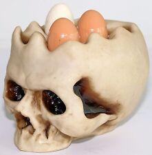 Skull Egg Holder Egg Head Gothic Style Kitchen Accessory