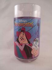 Gov. Ratcliff & Percy ~ Plastic Glass ~ Disney's Pocahontas ~ Coke ~ Burger King