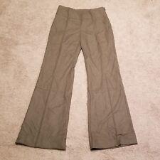 Burberry London Wool Blend Dress Pants Women's Size US 4