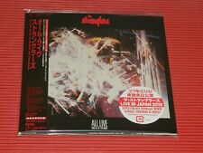 THE STRANGLERS ALL LIVE AND ALL OF THE NIGHT W/ BONUS TRACKS JAPAN MINI LP CD