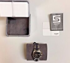Sharp S12 Watch with Box and Papers