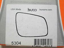 BURCO MIRROR GLASS # 5304 FITS 2008-2012 MITSUBISHI LANCER RIGHT PASSENGER SIDE