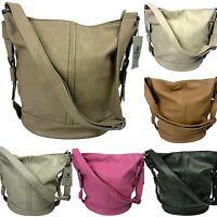 große Tasche Schultertasche Handtasche Umhängetasche Shoppertasche A9050-3