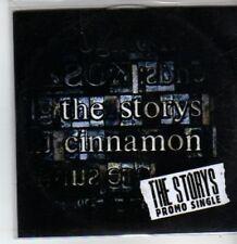 (BT378) The Storys, Cinnamon - DJ CD