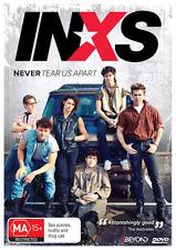 INXS: Never Tear Us Apart DVD Region 4/Aus New & Sealed