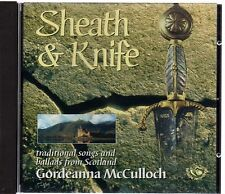 Gordeanna McCulloch - Sheath & Knife (brand new CD 2005)
