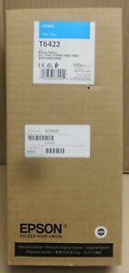 Epson T6422 Tinte cyan für Stylus Pro 7700 7890 7900 9700 9890  2018 OVP