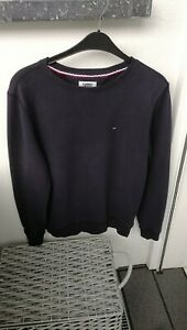 Tommy Hilfiger Pullover Sweater dunkelblau - TOP NEUWERTIG!