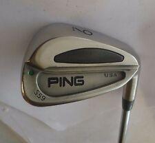 PING S59 Green Dot 9 IRON   Dynamic Gold S400 Stiff Steel Shaft, Lamkin Grip