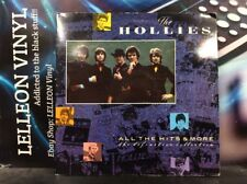 The Hollies All The Hits & More LP Album Vinyl Record EM1301 A1/B1 Pop 80's