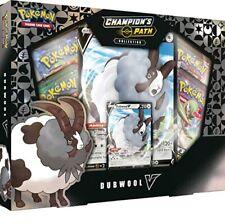 Pokemon Champion's Path Dubwool V Box Factory Sealed