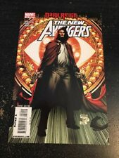 The New Avengers#52 Incredible Condition 9.2(2009) Billy Tan Art!!