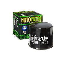 Filtre à Huile Moto Hiflo HF138 Pour pour Arctic Cat
