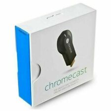 Google Chromecast 1st Gen H2G2-42 International HDMI Media Streamer Brand New
