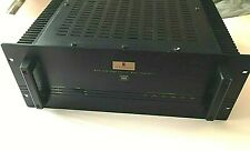 Parasound Hca-1206 6 Channel 1500Watt Amplifier, Thx Certified