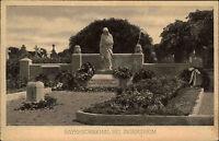 INGERSHEIM Feldpostkarte 1917 Partie a. Bayern Denkmal alte Postkarte gelaufen