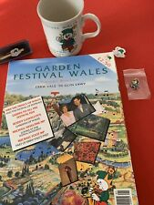 More details for garden festival wales 1992 memorabilia ****collection in person only****