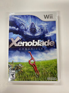 Xenoblade Chronicles - Nintendo Wii - New And Sealed