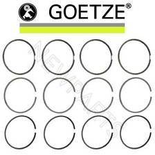 For VW Beetle EuroVan Golf Jetta Passat Set Of 4 Engine Piston Ring Kit Goetze