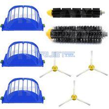 Brush 3 armed Aero Vac Filter kit for iRobot Roomba 600 Series 620 630 650 660