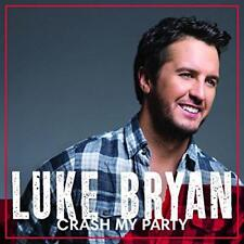 Luke Bryan - Crash My Party - 2015 (NEW CD)