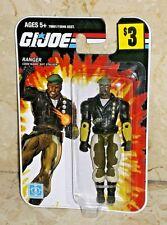G.I. Joe Ranger Code Name: Sgt. Stalker Figure~Hasbro~2008 [New & Sealed]