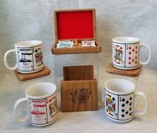 Vintage Casino Memorabilia Collection from the Old Showboat Hotel/Casino Mint .