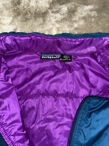 Patagonia Vintage Micropuff Pullover 1993