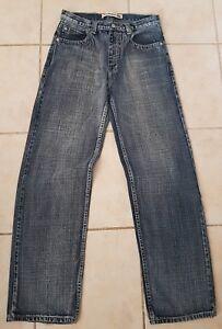 Diesel Industry sz 30 straight leg zip fly Trendy mens jeans