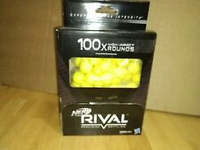NERF RIVAL BALLS BOX OF 100 ROUNDS