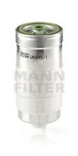 Kraftstofffilter - Mann-Filter WK 845/1