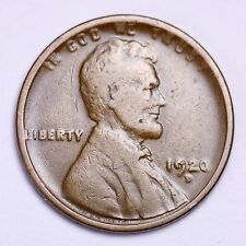 1920-D Lincoln Wheat Cent Penny LOWEST PRICES ON THE BAY!  FREE SHIPPING!