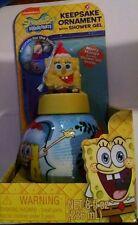 Nickelodeon SpongeBob Squarepants Keepsake Ornament with Shower Gel Merry Mango