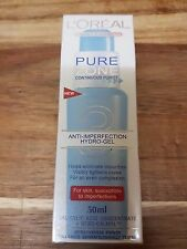 L'oreal Pure Zone ANTI-IMPERFECTION HYDRO-GEL 50ml
