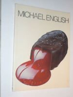 Michael English : 3D Eye Les affiches. Ed Alexander Mosley Publications AMP 1980