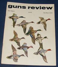 GUNS REVIEW MAGAZINE JUNE 1967 - THE U.S.A. GPMG - THE M.60