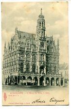 CPA - Carte Postale - Belgique - Audenarde - L'Hôtel de Ville - 1904 (BR14377)