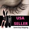 4D Silk Fiber Eyelash Mascara Extension Makeup Black Waterproof Eye Lashes USA ✅
