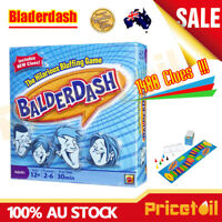 Balderdash the Hilarious Bluffing Party Family Board Game Family Fun for All Age