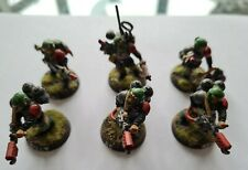 Warhammer 40k Imperial Guard Special Weapon Flamer Squad Plastic