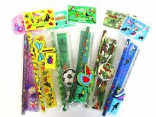 50 Stationery Sets Party Bag Fillers Toys Boys Girls Fundraising PTA Pinata