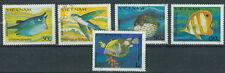 Vietnam Briefmarken 1984 Meeresfische Mi.Nr.1432-1436