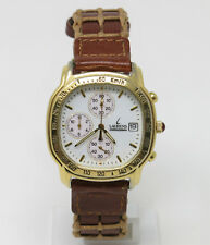Orologio Laurens chrono watch ref 0S10 clock sub 30 meters horloge chrono reloy