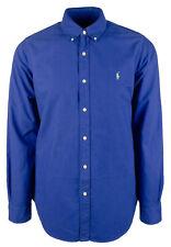 Polo Ralph Lauren Men's Big and Tall Long Sleeve Oxford Shirt