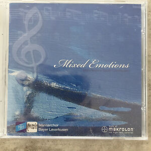 MÄNNERCHOR BAYER LEVERKUSEN: Mixed Emotions (CD / OVP)