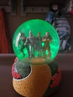 Snow Globe - Emerald City Wizard of Oz Snow Globe with Lights and Music