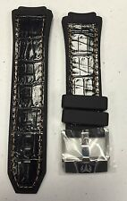 Authentic TechnoMarine Croco Pattern Strap for 45mm Reef Watch Only