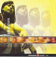 CD Vineyard Music 1000 GENERATIONS Worship NEU & OVP