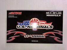 Mac Tools US Nationals 51st Annual 2005 Hauler 1 of 504