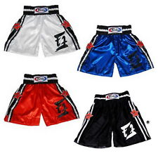 Fairtex Muay Thai Kick Boxing Trunks Satin Shorts Bt16 - Bt19 Mma K1 Fighting